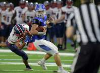 Darien's Nick Green is one of the Blue Wave's most versatile players, starring on offense and defense.