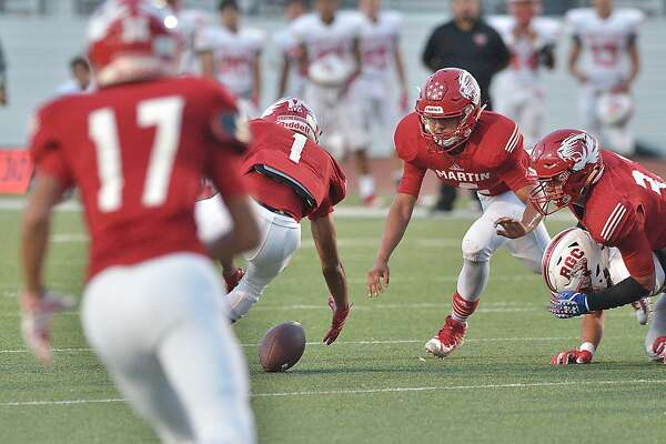 Rio Grande City topped Martin 52-22 on Thursday at Shirley Field.