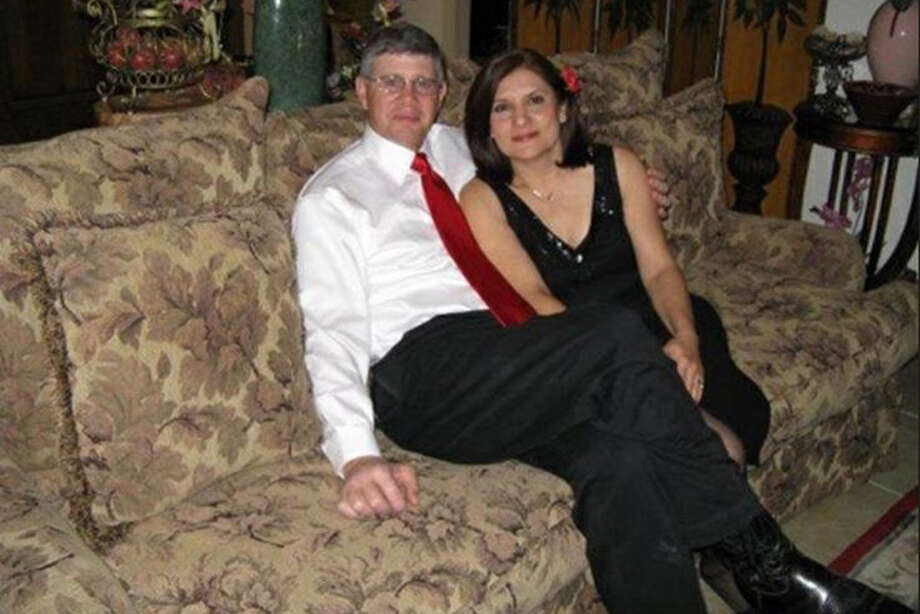 Blanca Hill and her husband Don are pictured. Photo: Courtesy