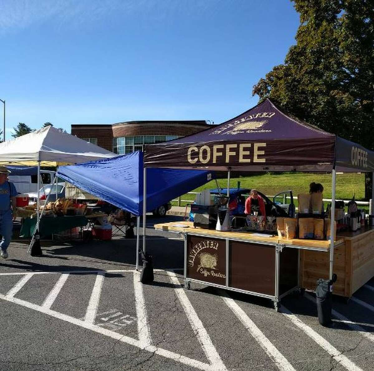 Barkeater Coffee Roasters, now Brewtus Roasting, has been selling its coffee at the Delmar Farmers Market and has plans to move to Delmar.
