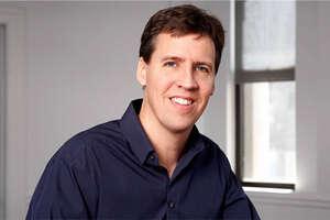 Author Jeff Kinney