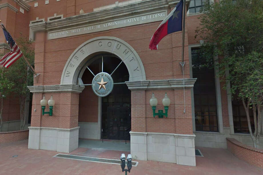 Here's where to cast a ballot during the last day of early voting in Webb County: Billy Hall Administration Building1110 Washington Street Nov. 2 8 a.m. to 8 p.m. Photo: Google Maps/Street View