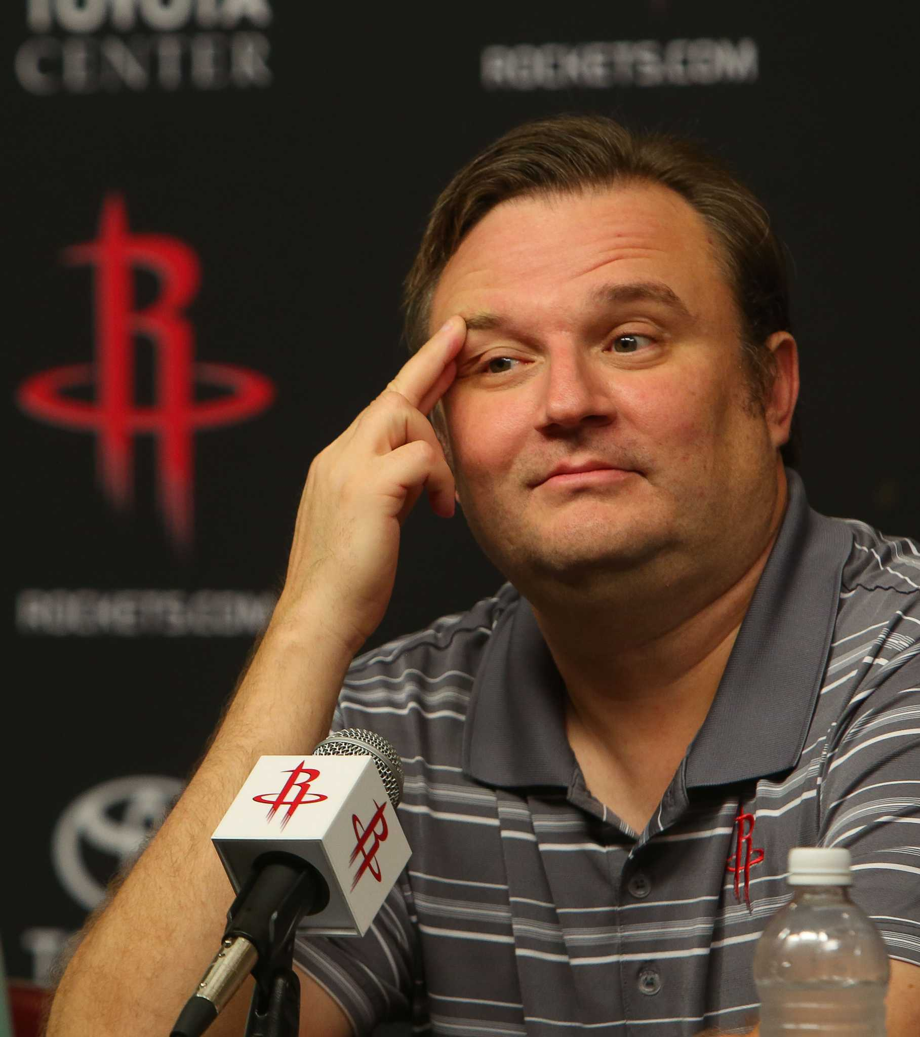 Houston Rockets Defensive Coach: Rockets GM Daryl Morey's Latest Project? A Basketball