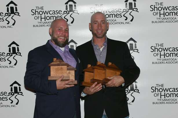 Were you Seen at the Saratoga Builders Association's Showcase of Homes awards celebration and dinner held at Vapor in the Saratoga CasinoHotel in Saratoga Springs onThursday, Sept. 14  , 2017?