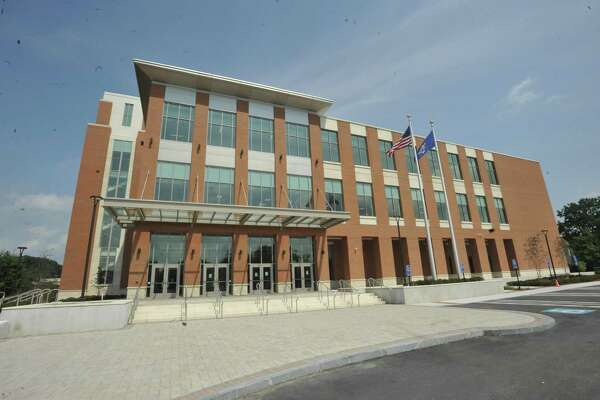 The Litchfield Judicial District Courthouse At Torrington, located on Field Street.