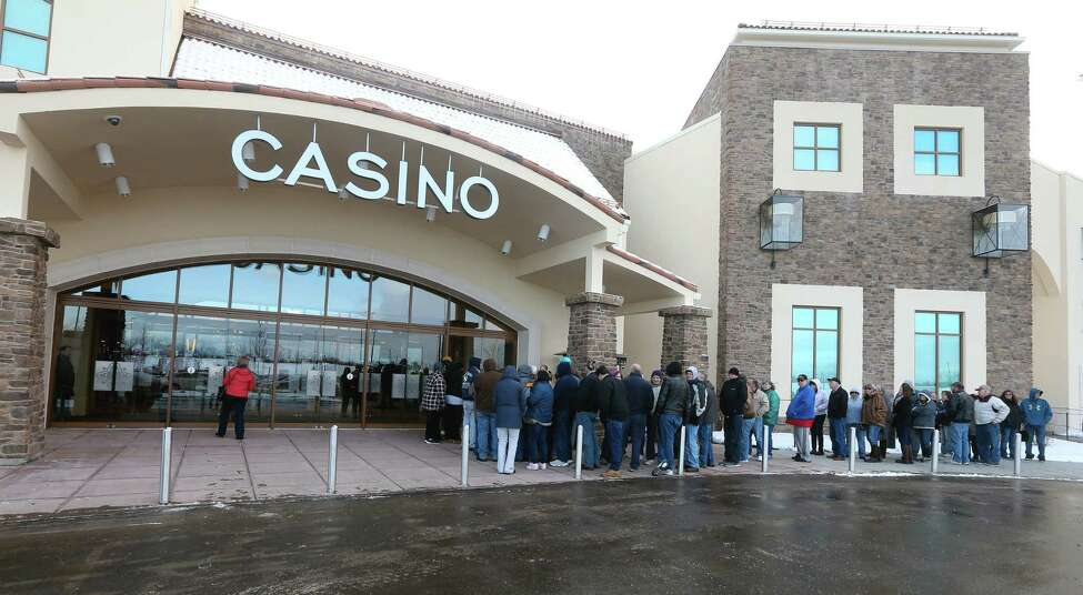 del Lago Resort and Casino Tyre, Seneca County (Courtesy USA Today Network/Jamie Germano)