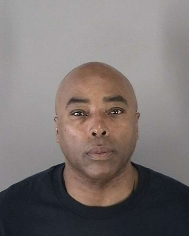 San Francisco Police Officer Joel Babbs was arrested on Thursday, Sept. 21, 2017, on suspicion of falsifying vehicle registration tags and filing a false police report. Photo: San Francisco Police Department / San Francisco Police Department/