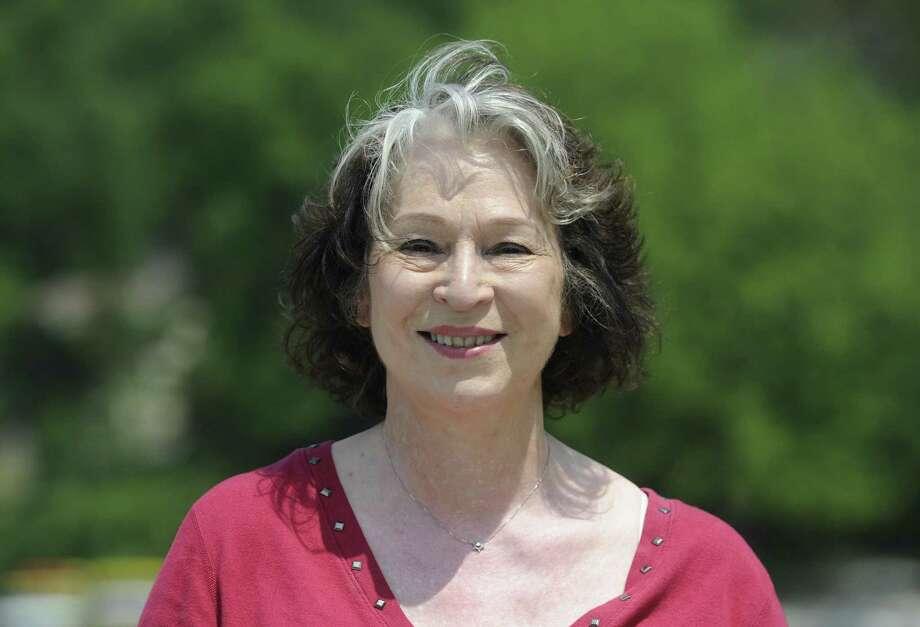File photo of Phyllis Schaer, Chairman of the Candlewood Lake Authority. Photo: Carol Kaliff / Carol Kaliff / The News-Times