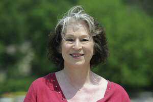 File photo of Phyllis Schaer, Chairman of the Candlewood Lake Authority.