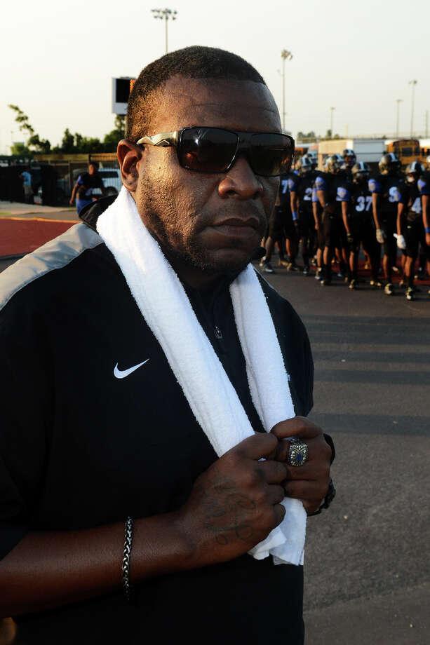 Dekaney head football coach Anthony Williams Photo: Jerry Baker, Freelance / Freelance