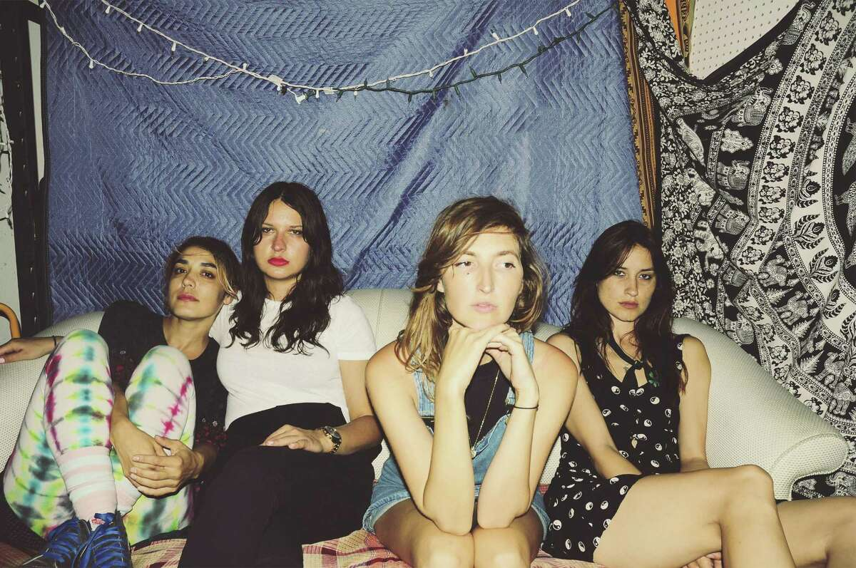 In between opening up for the North American leg of Depeche Mode's world tour, indie rock four-piece Warpaint is making a stop in San Anto for a show at Paper Tiger. The group's latest release