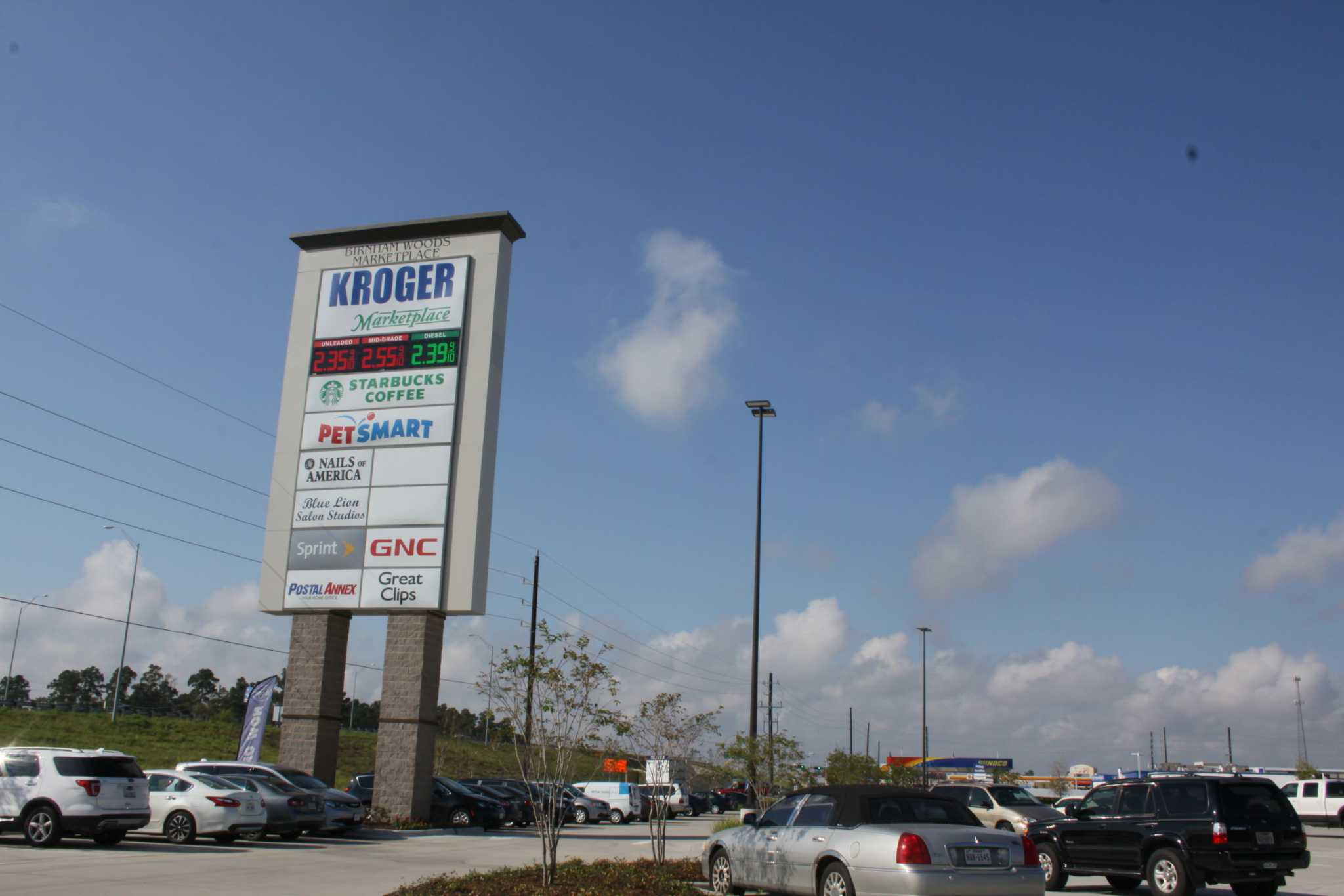 Kroger Marketplace Opens In Spring San Antonio Express News