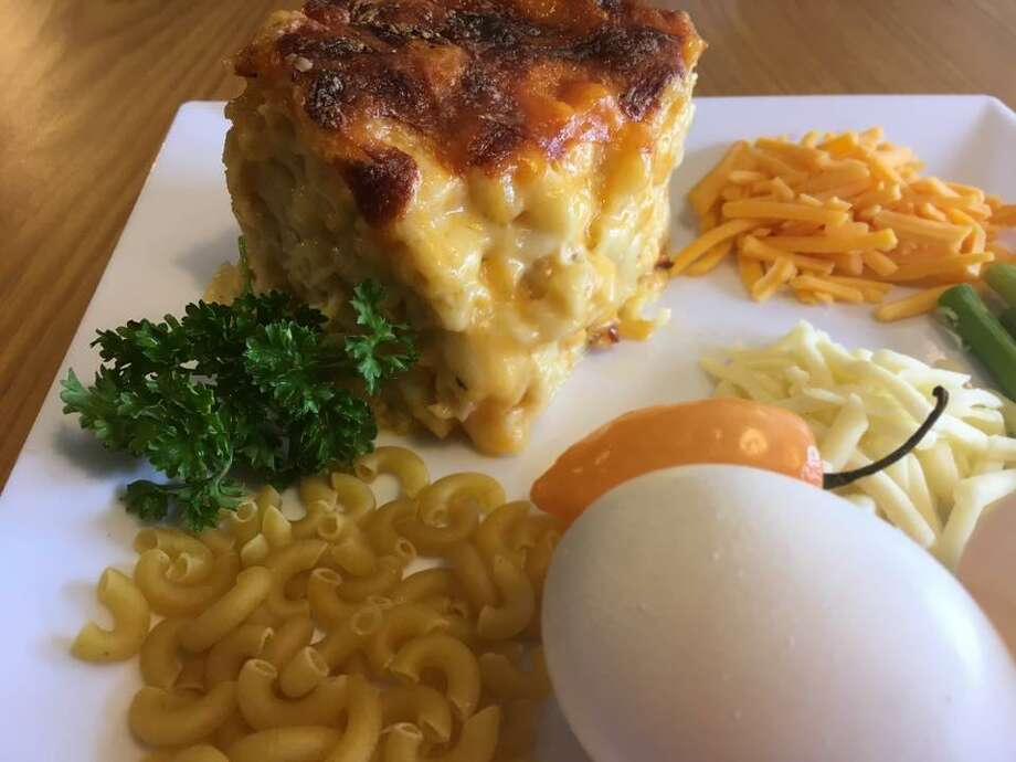 Bobby B's in Bridgeport has mac and cheese on the menu. Photo: Contributed Photo / Connecticut Post Contributed