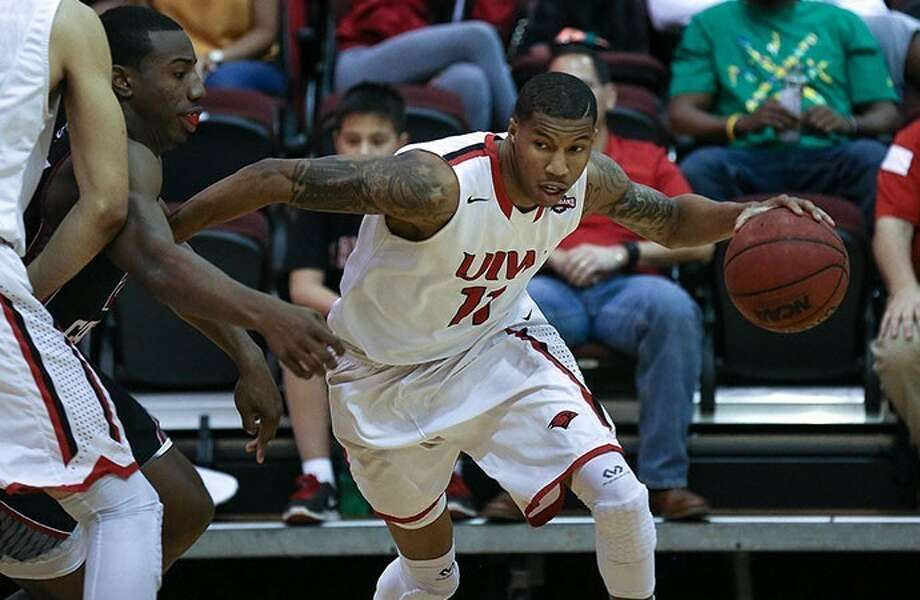 Denzel Livingston played for the Cardinals from 2012-15. Photo by: University of the Incarnate Word athletics