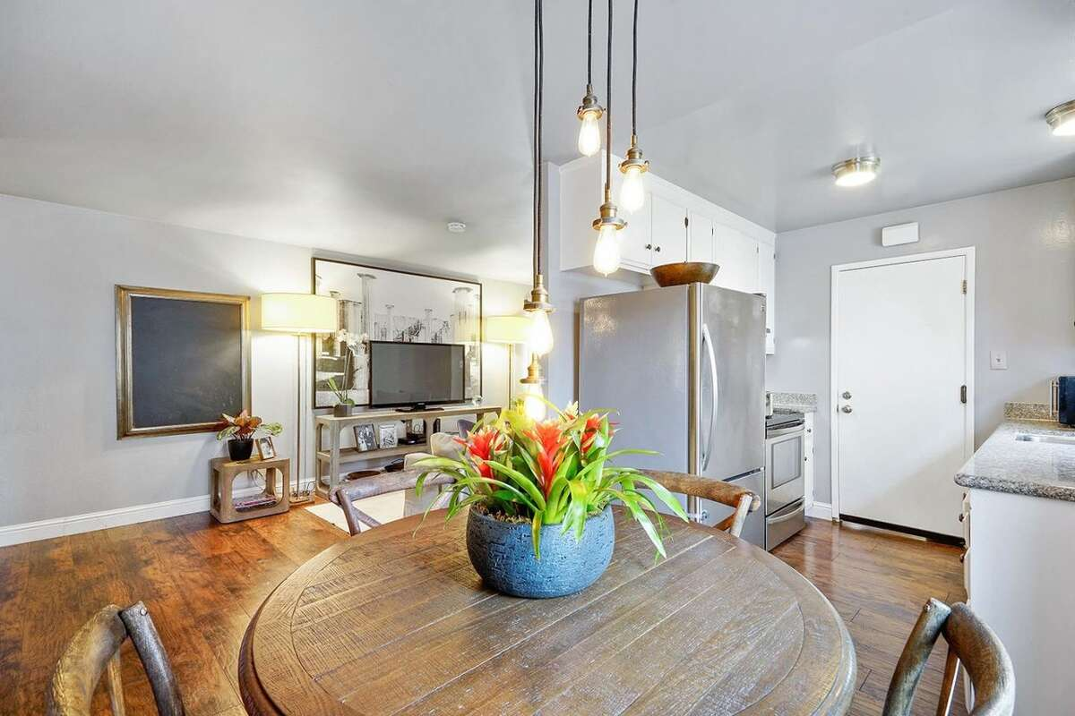 This two-bedroom cottage near downtown Redwood City at 617 Macarthur Ave. packs a lot of charm into only 790 square feet.