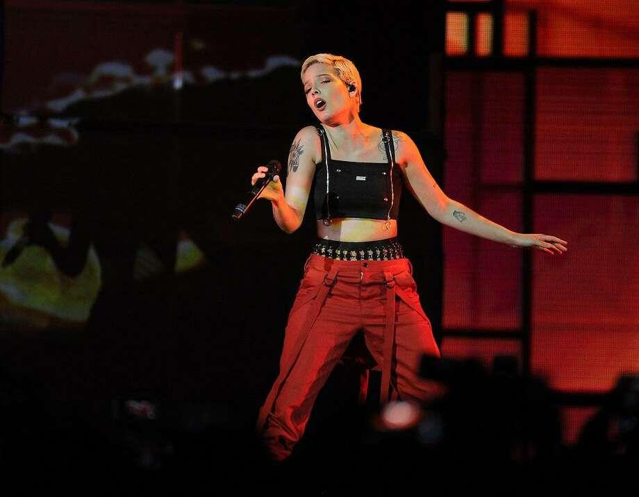 Halsey plays Mohegan Sun Arena on Friday, Sept. 29. Photo: Khoi Ton / Contributed Photo