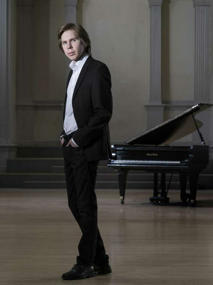 Juho Puhjonen, an accomplished pianist from Finland, will be the soloist at the Greenwich Symphony Orchestra's season openers this weekend Photo: J Henry Fair / Contributed Photo / © J Henry Fair