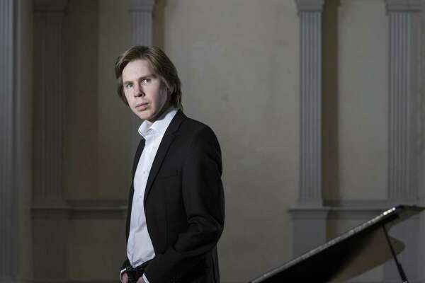 Juho Puhjonen, an accomplished pianist from Finland, will be the soloist at the Greenwich Symphony Orchestra's season openers this weekend