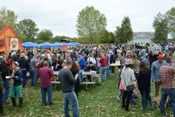 Chowdafest takes place at Sherwood Island State Park in Westport on Sunday, Oct. 1.