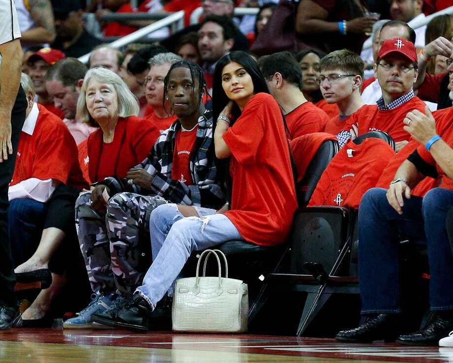 "Kylie Jenner is reportedly pregnant with boyfriend Travis Scott's baby. The announcement comes just a day before the 10 year ""Keeping Up With the Kardashians"" special.>> See how the Kardashian/Jenner clan has changed since the first season. Photo: Getty Images"