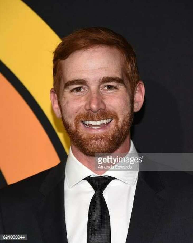 Comedian Andrew Santino will headline at Comix at Mohegan Sun, Thursday through Saturday, Sept. 28 to 30. Photo: Amanda Edwards-Getty Images / Contributed Photo