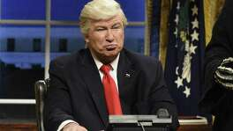 "Alec Baldwin portraying President Donald Trump on ""Saturday Night Live."" We think such skits are funny because they are done by masters of satire, but, when you get right down to it, we teach our kids not to make fun of other people, don't we?"