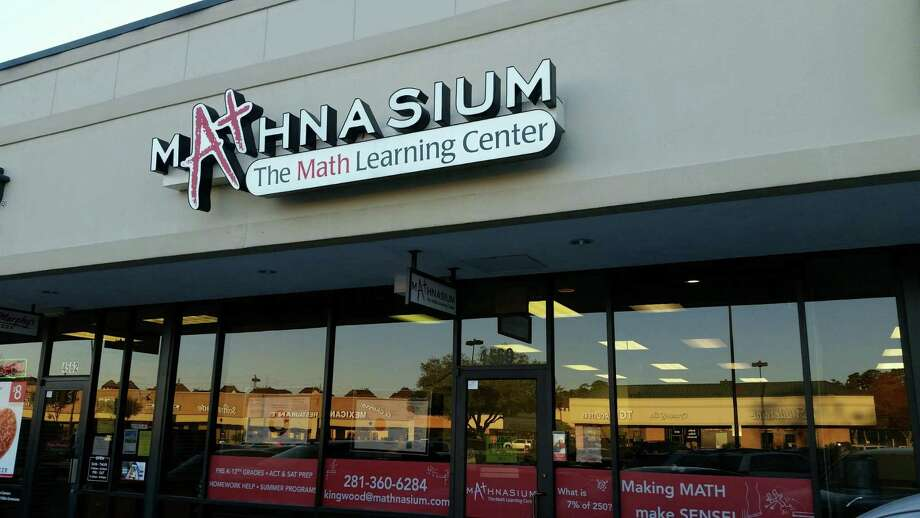 The Mathnasium of Kingwood is hosting a grand re-opening event open to the community on on Saturday, Sept. 30. Photo: Courtesy Of Mathnasium Of Kingwood