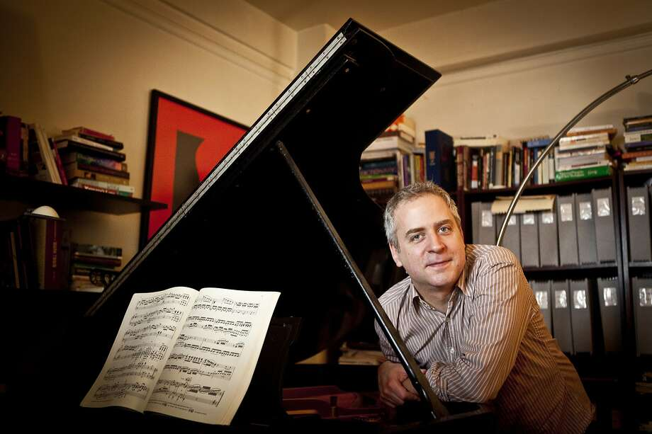 Guest pianist Jeremy Denk and the San Francisco Symphony made short work of challenging pieces. Photo: John D. & Catherine T. MacArthur Foundation