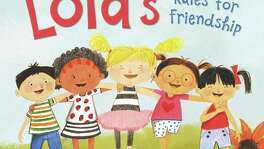 """Lola's Rules for Friendship"" by Jenna McCarthy and illustrated by Sara Palacios is due for release in November. the book teaches children ages 4-8 that sometimes friends make mistakes but they forgive each other. Perhaps one of the rules for all ages is for friends not to be ""brutally honest."""