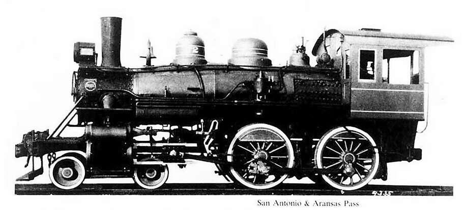 SA & AP locomotive #72, built in 1924. Photo: Courtesy Texas Transportation Museum