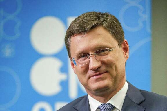 Russia's Alexander Novak says OPEC may wait until January.