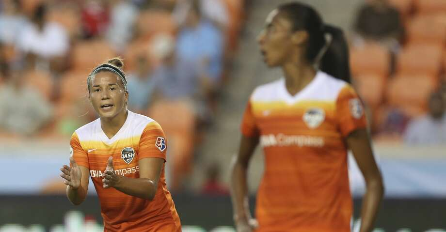 Five losses in their last six games and no goals in their last three have the Dash barely hanging on. Photo: Yi-Chin Lee/Houston Chronicle
