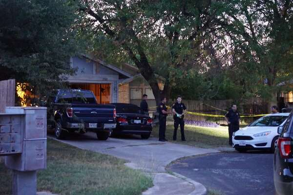 San Antonio police are investigating reports of a shooting on the Northwest Side Sept. 22, 2017.