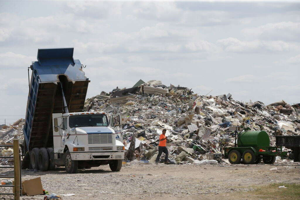 Unauthorized dump sites relieve some residents worry others