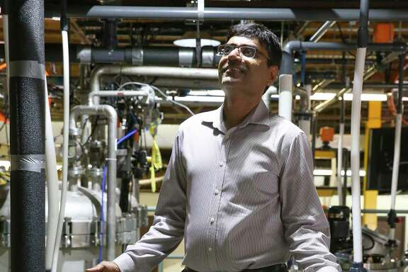 Mahesh Patel, CEO, president and founder of ShayoNano, a nanotechnology company with U.S. headquarters in Stafford, hopes to succeed in an industry where others have failed.
