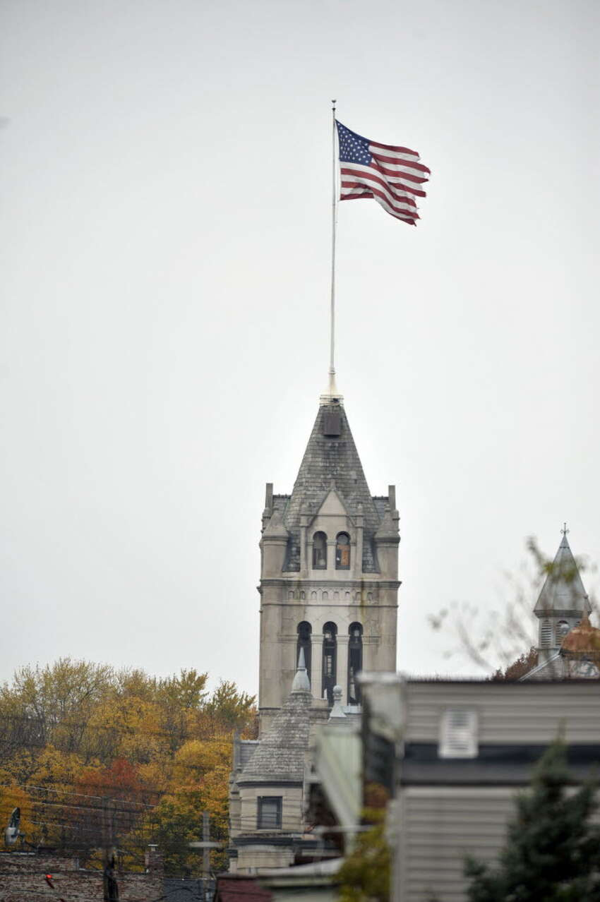 Cohoes City Hall. (File photo)