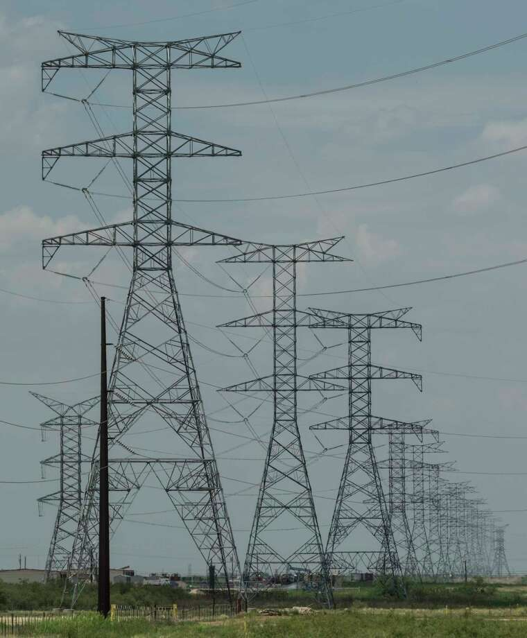 Sempra's Oncor unit will pay about $21 a share for InfraREIT Inc., which owns Texas power lines, substations and transmission towers, Sempra said Thursday in a statement. Sempra will also pay $98 million for a 50 percent stake in a holding company that will own Sharyland Utilities LP. The rest will be held by Hunter L. Hunt and other members of the family of Ray L. Hunt.  Photo: Tim Fischer, Photographer