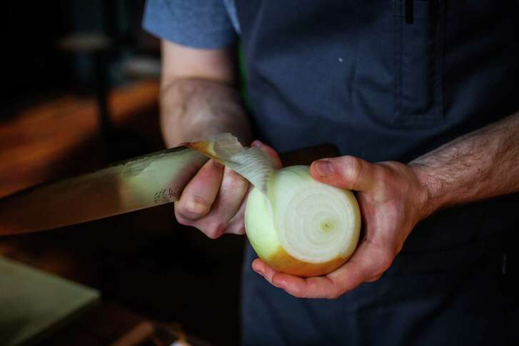Freshly cut onion can ease the pain of a bee sting.