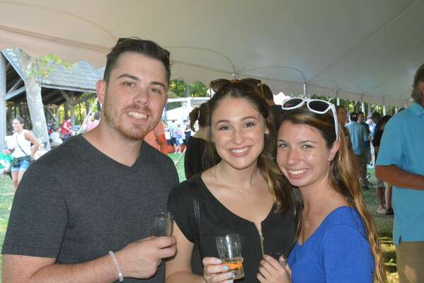 The fourth annual CT on Tap beer festival took place at Ives Concert Park in Danbury on September 23, 2017. Beer lovers enjoyed beer samples, live music and food. Were you SEEN?