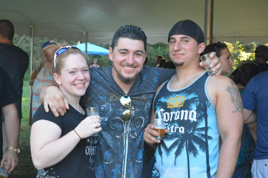 The fourth annual CT on Tap beer festival took place at Ives Concert Park in Danbury on September 23, 2017. Beer lovers enjoyed beer samples, live music and food. Were you SEEN? Photo: Vic Eng / Hearst Connecticut Media Group
