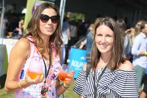 The annual Greenwich Wine + Food Festival took place on September 22-23, 2017. Celebrity chef guests, including Mario Batali, Scott Conant, Alex Guarnaschelli and Adam Richman, conducted cooking demonstrations, book signings and live interviews. Were you SEEN?