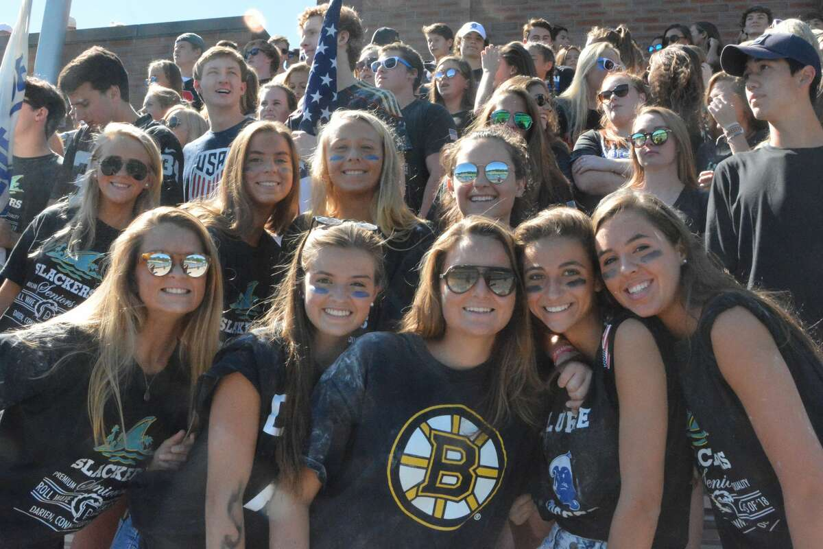St. Joseph High School and Darien High school battled it out on the football field at Darien High School on September 23, 2017. Were you SEEN on the sideslines?