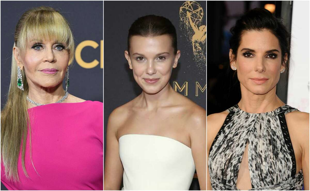 >> See the most famous actresses you didn't know are the same age as you...