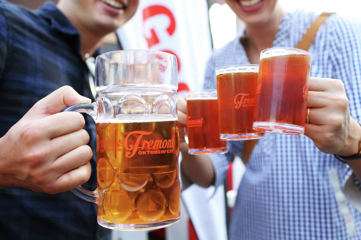 Scenes from the annual Fremont Oktoberfest, Saturday, Sept 23, 2017.