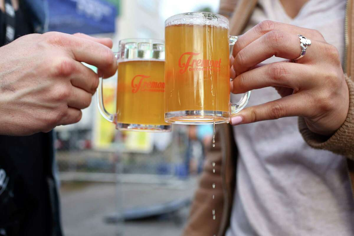 This new pop-up at the Foundry - a large event space that usually hosts weddings - is bringing authentic German fare to Fremont all month long. Grab bratwurst, handmade pretzels or beer chili and enjoy the fall colors from the Foundry's rooftop. Munich-based Paulaner Brewery will be providing the pints at this bonafide Bavarian experience.