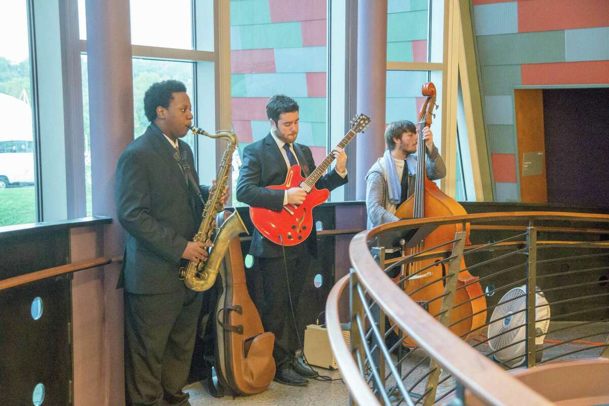 Music at the Brookfield Craft Center's 65th anniversary event