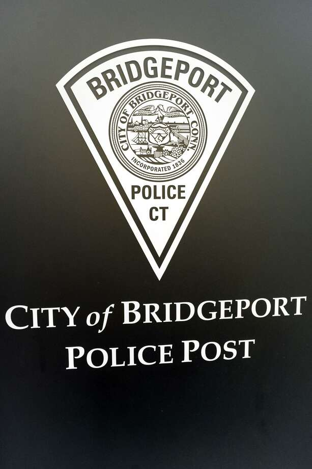 Bridgeport Police Department logo, 2017. Photo: Ned Gerard / Hearst Connecticut Media / Connecticut Post