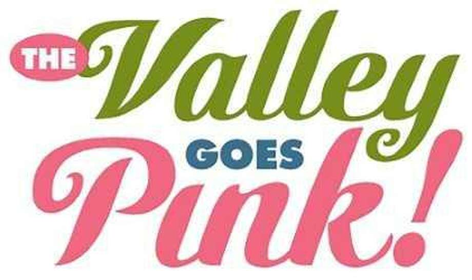 The Valley Goes Pink is a grassroots, community-wide effort throughout the Lower Naugatuck Valley to create awareness about breast cancer and the importance of early detection, support the Hewitt Center for Breast Wellness at Griffin Hospital, and showcase partnering organizations.Image courtesy of Griffin Hospital. Photo: Cp091817pink
