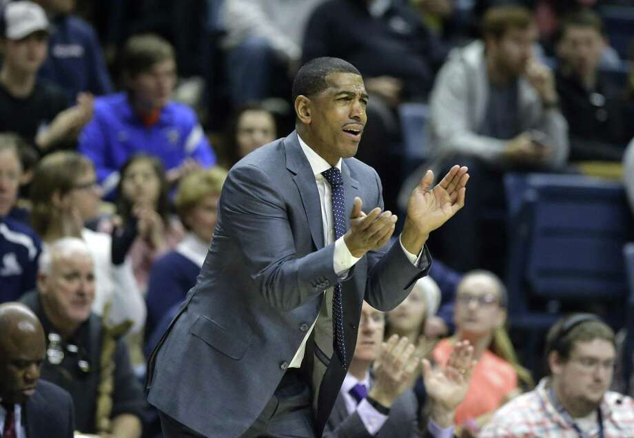 UConn head coach Kevin Ollie. Photo: Associated Press File Photo / AP