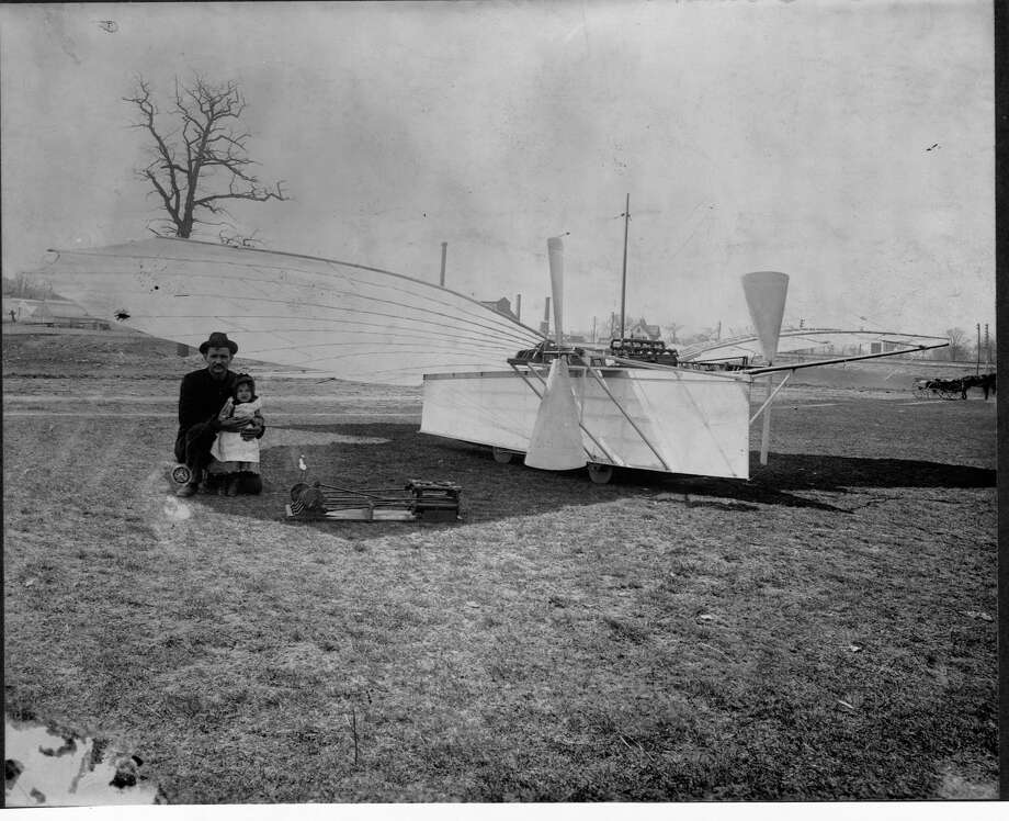 Gustave Whitehead's No. 21 is designated as the state pioneering aircraft.Goes into effect: June 30, 2019 Photo: Library Of Congress/Corbis/VCG Via Getty Images